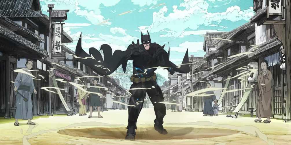 Batman Ninja Review My Geek Actu Arrivée
