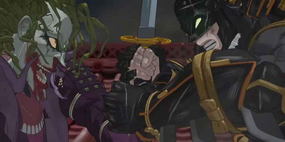 Batman Ninja Review My Geek Actu VS