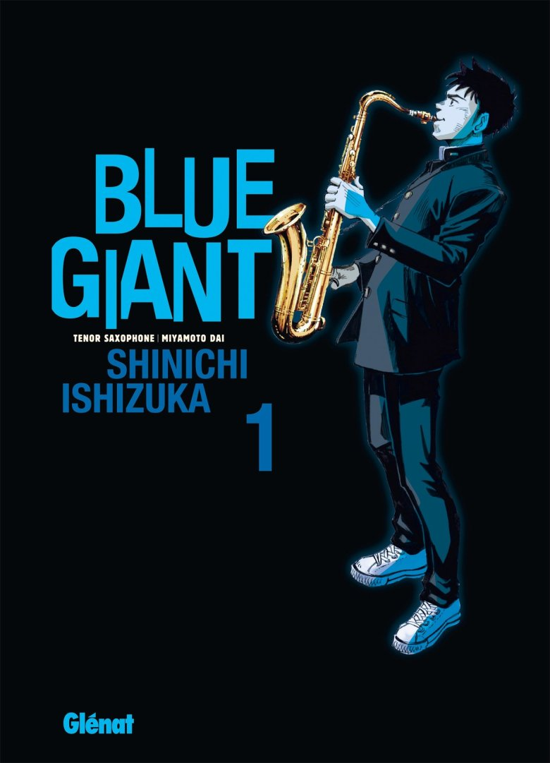Blue Giant My Geek Actu Review tome 1