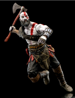 Figurine God of War Geekeries My Geek Actu2