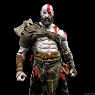 Figurine God of War Geekeries My Geek Actu3