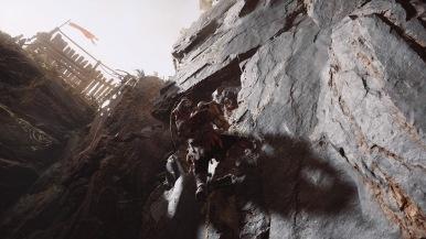 Les roches sont très très bien modélisées