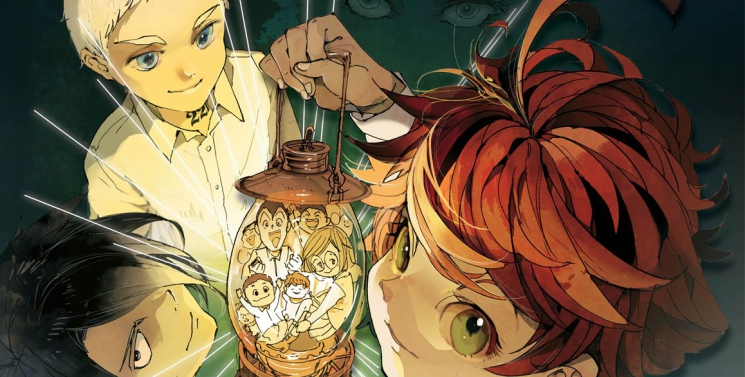 The Promised Neverland anime news My Geek Actu