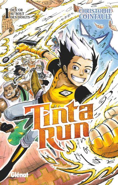 Tinta Run Review My Geek Actu cover
