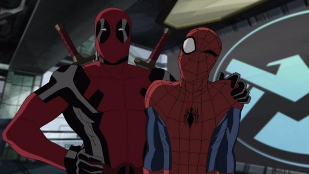 zoom deadpool spiderman ultimate my geek actu.jpg