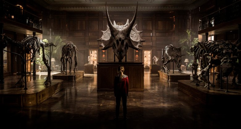 Jurassic World Fallen Kingdom Review My Geek Actu musée