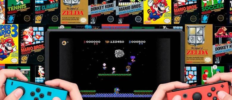 Nintendo Switch Online News My Geek Actu NES