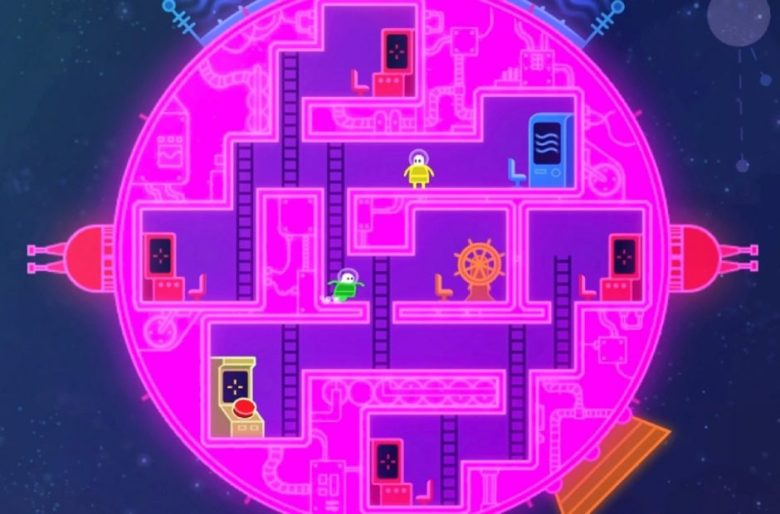 Lovers-in-a-dangerous-spacetime-TEST-My-Geek-Actu 6
