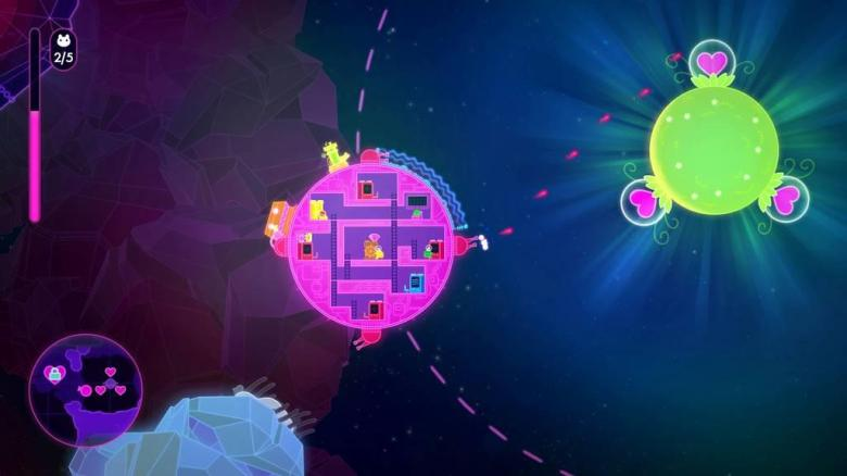 Lovers-in-a-dangerous-spacetime-TEST-My-Geek-Actu 9