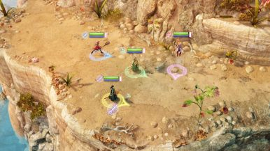nine-parchments-test-my-geek-actu-plage-2