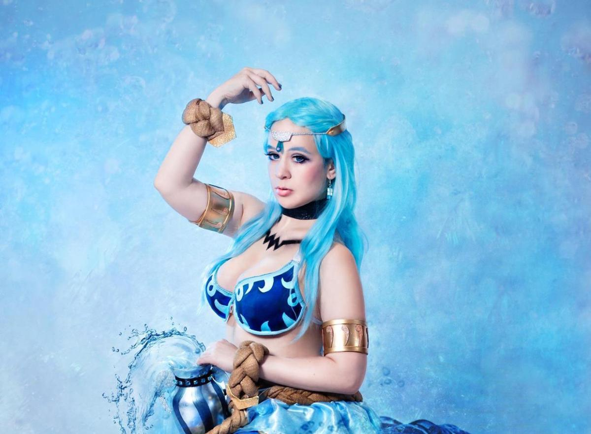 TOP 10 - Cosplays Fairy Tail