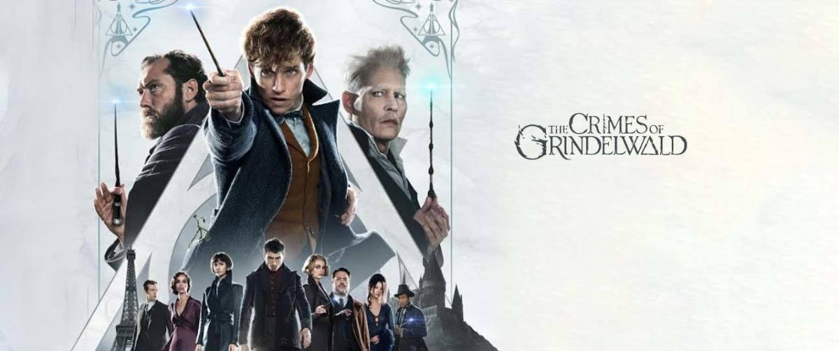 REVIEW - Les Animaux fantastiques : Les Crimes de Grindelwald