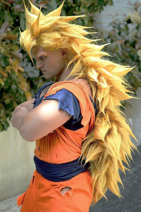 TOP Dragon Ball Cosplay n° 8