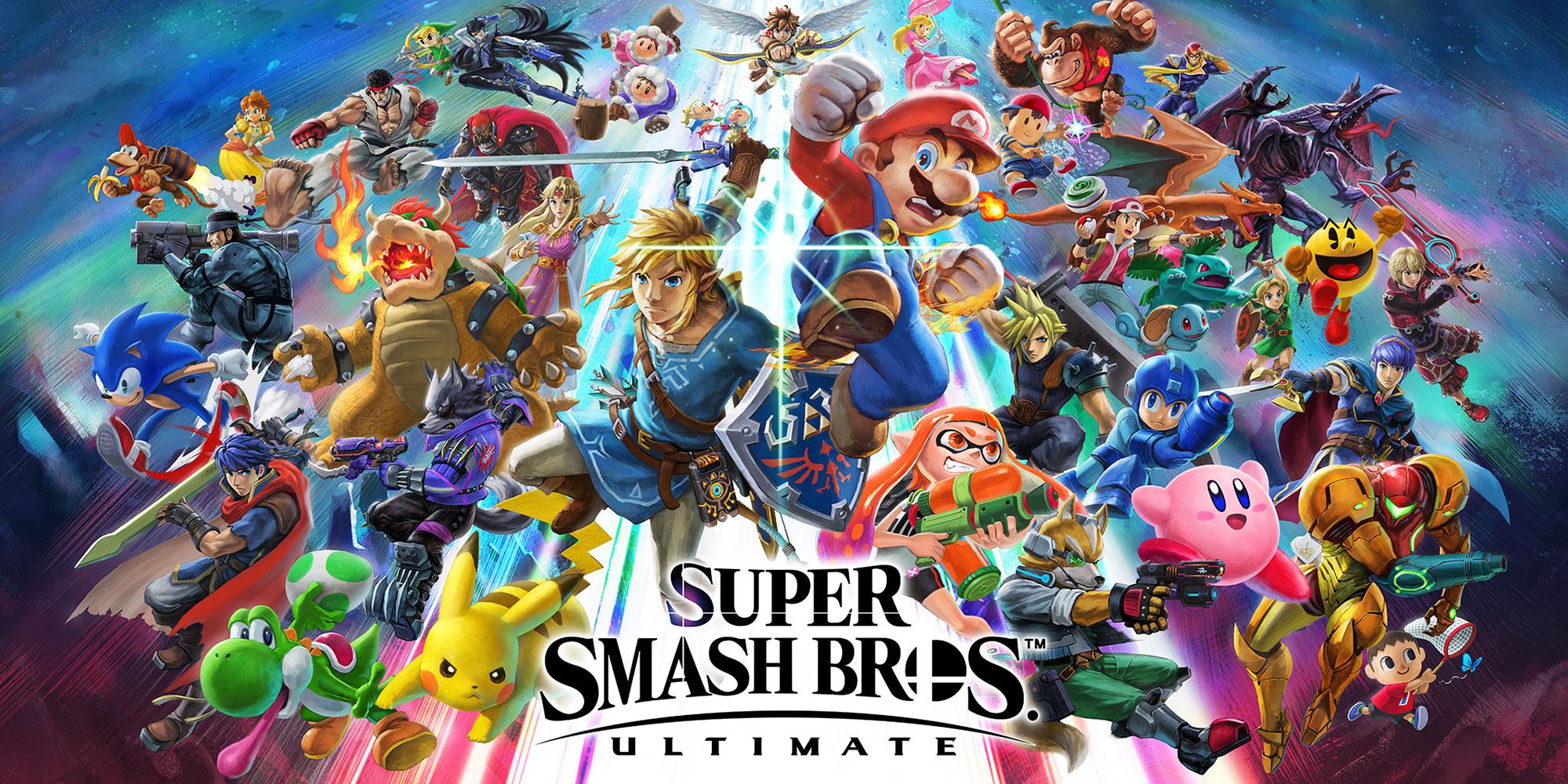 TEST – Super Smash Bros. Ultimate
