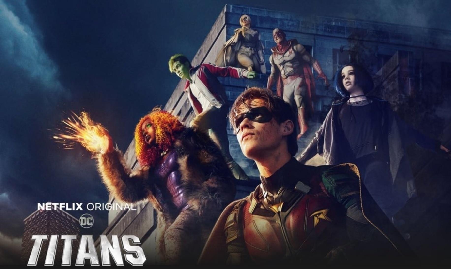 REVIEW – Titans