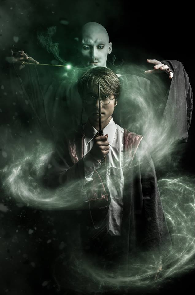 top cosplay hp - harry