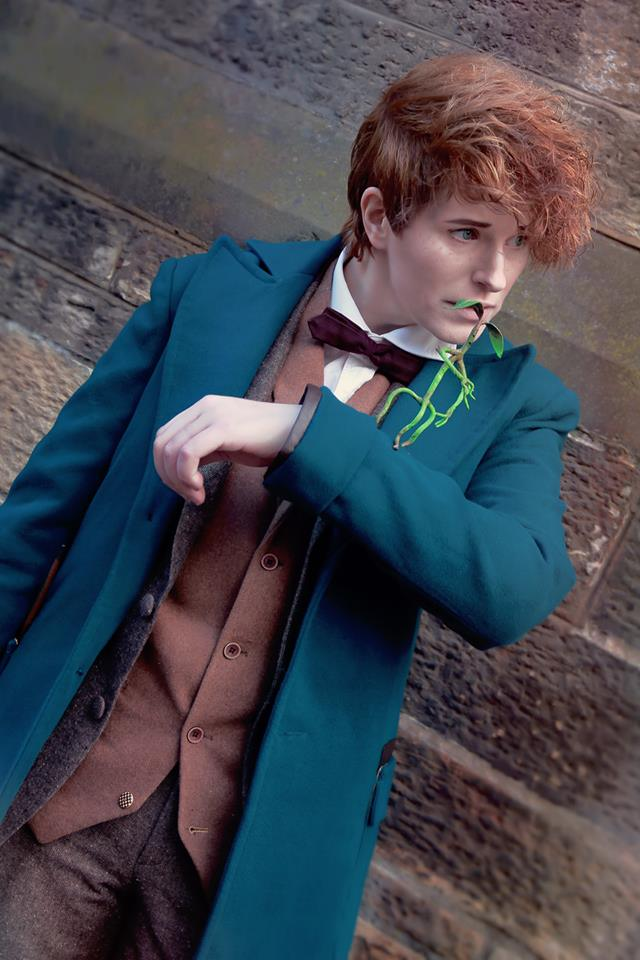 top cosplay hp -newt