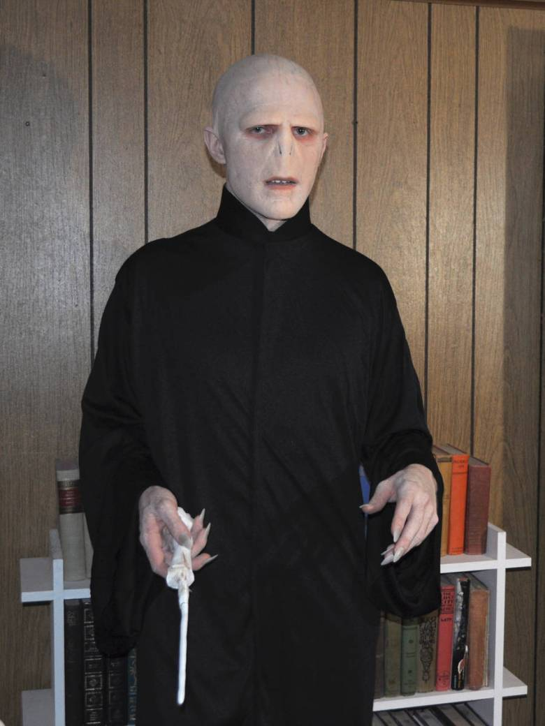 top cosplay hp - voldemort