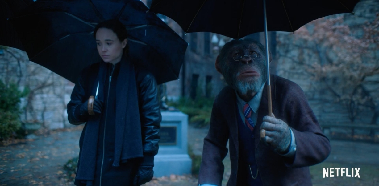 umbrella-academy-review-my-geek-actu-singe.jpg