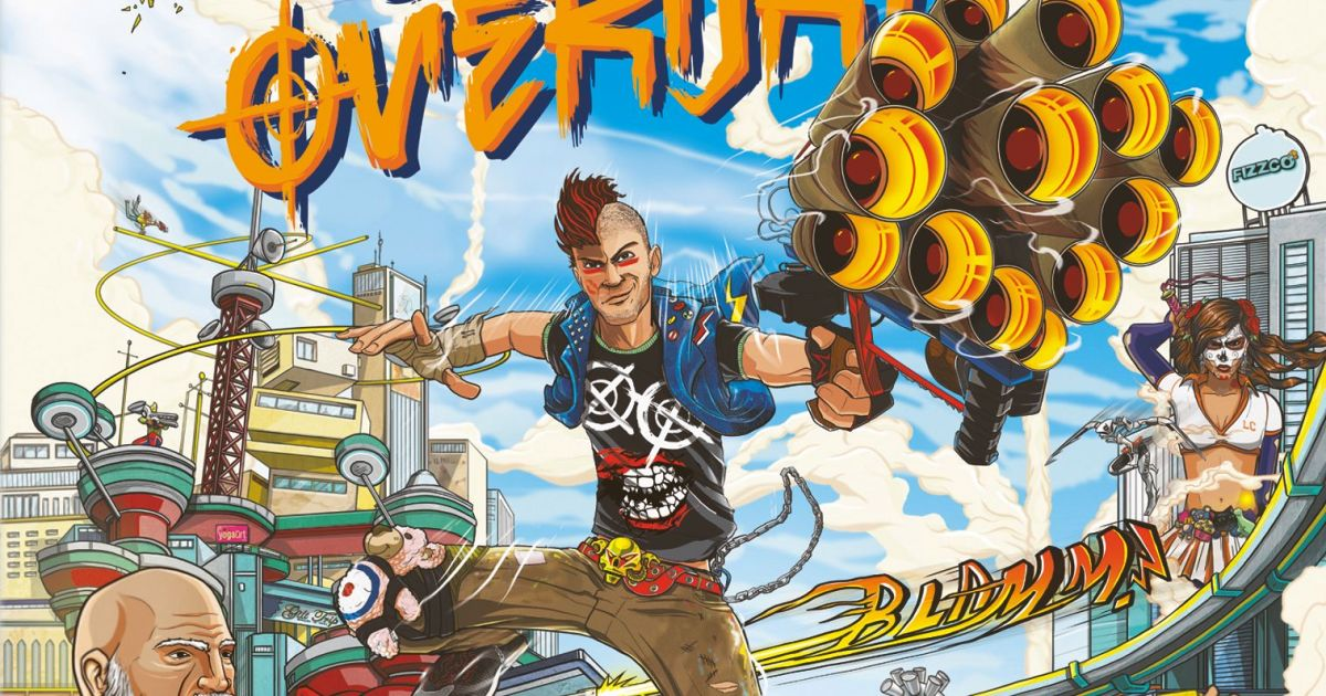 TEST – Sunset Overdrive